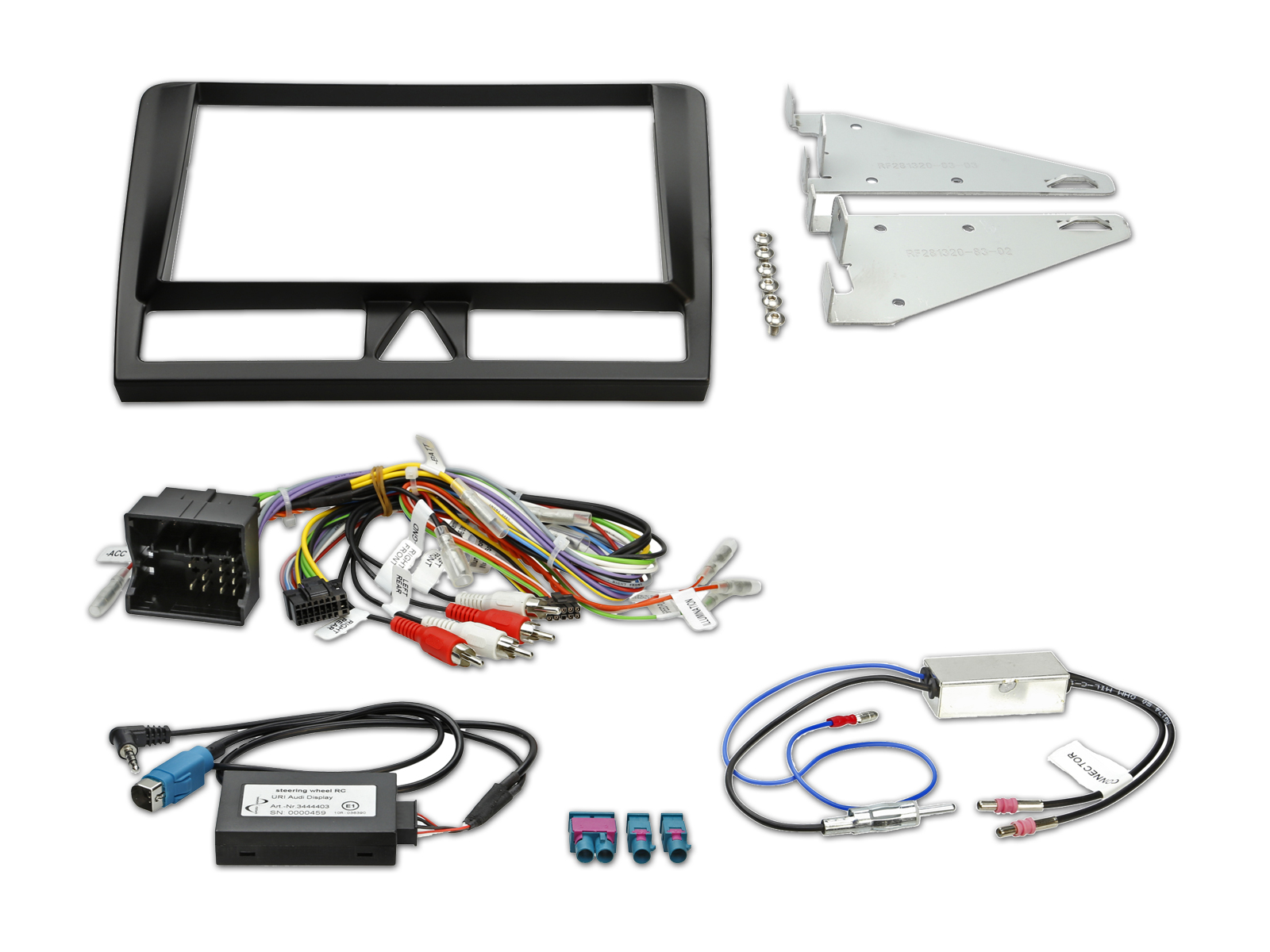 Installation Kit For Ine W928r Audi A3 Alpine 8a3d Camera Wiring Diagram