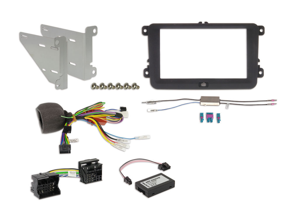 7-inch Installation Kit for Volkswagen platforms (MIB-PQ