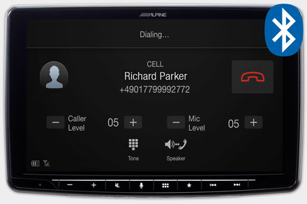 iLX-F903D - Built-in Bluetooth