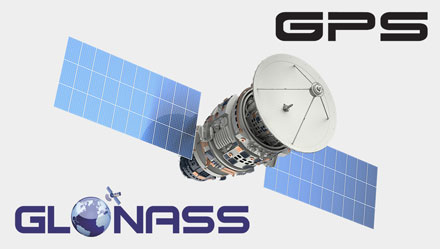 GPS and Glonass Compatible - INE-W720D