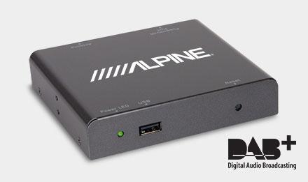 Upgrade to DAB+ Digital Radio - INE-W990HDMI