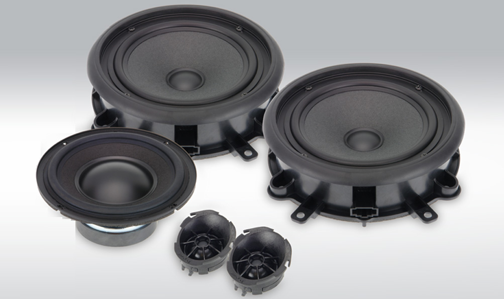 Premium Alpine Sound System for Audi A3, S3, RS3 - Alpine - SPC-300A3