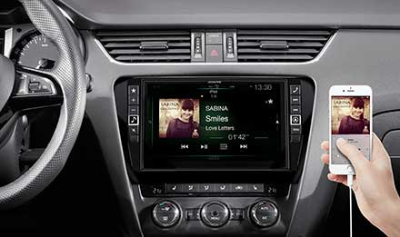Skoda Octavia 3 - Connect Your Smartphone - X901D-OC3
