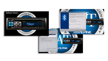 Alpine - Bluetooth Firmware Update Group1